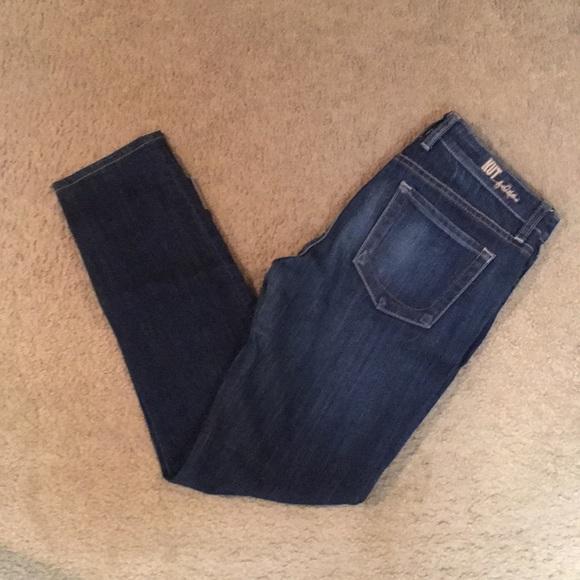 Kut from the Kloth Denim - {Kut From The Kloth} Straight Leg Denim